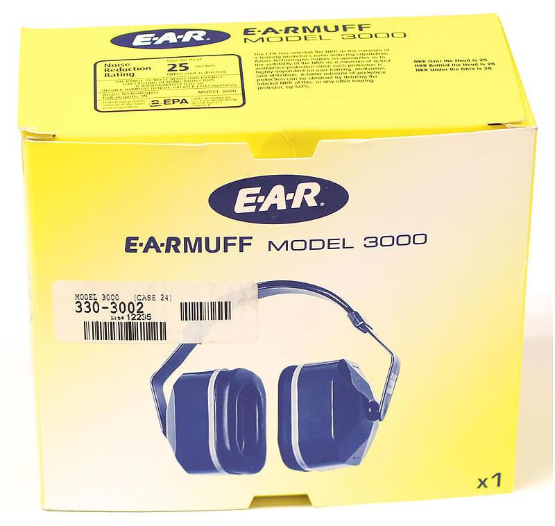E·A·R® Model 3000 Ear Muffs 2