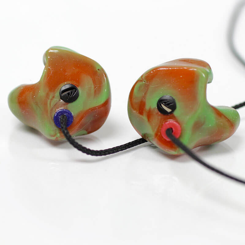 Chameleon Ears™ DECi Impulse Filtered Earplugs 2