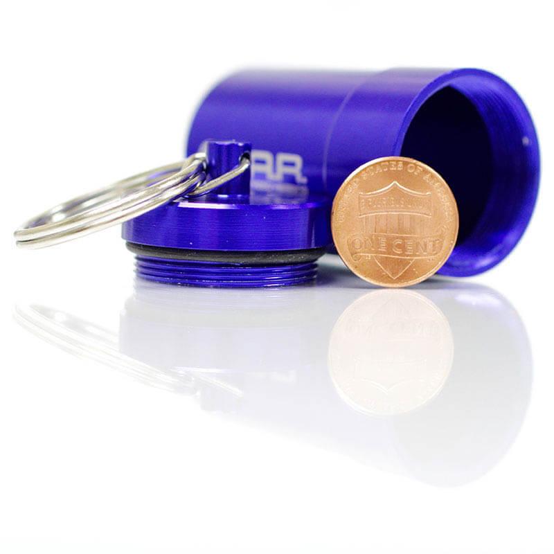 Limited Edition Metal Earplug Case 3