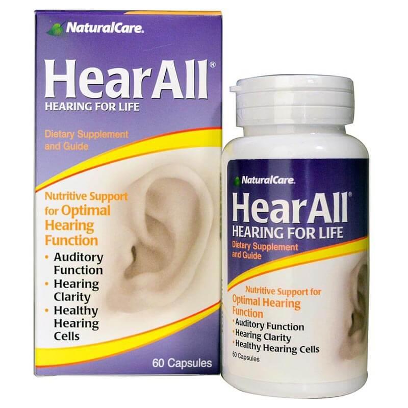 HearAll® Capsules