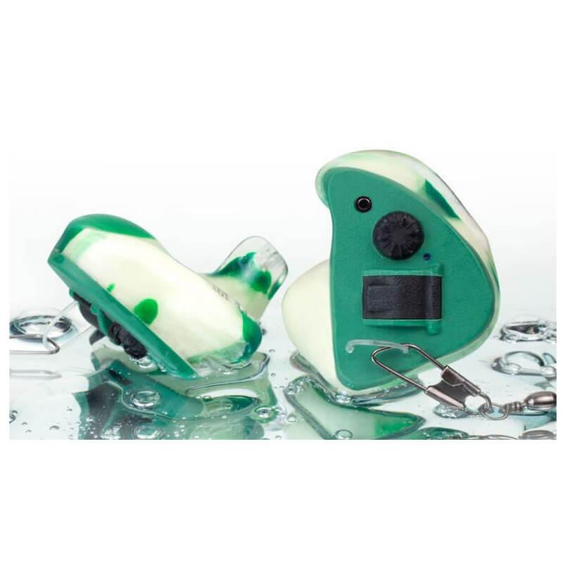 HearDefenders® Waterproof Digital Plus Multi-Memory 6