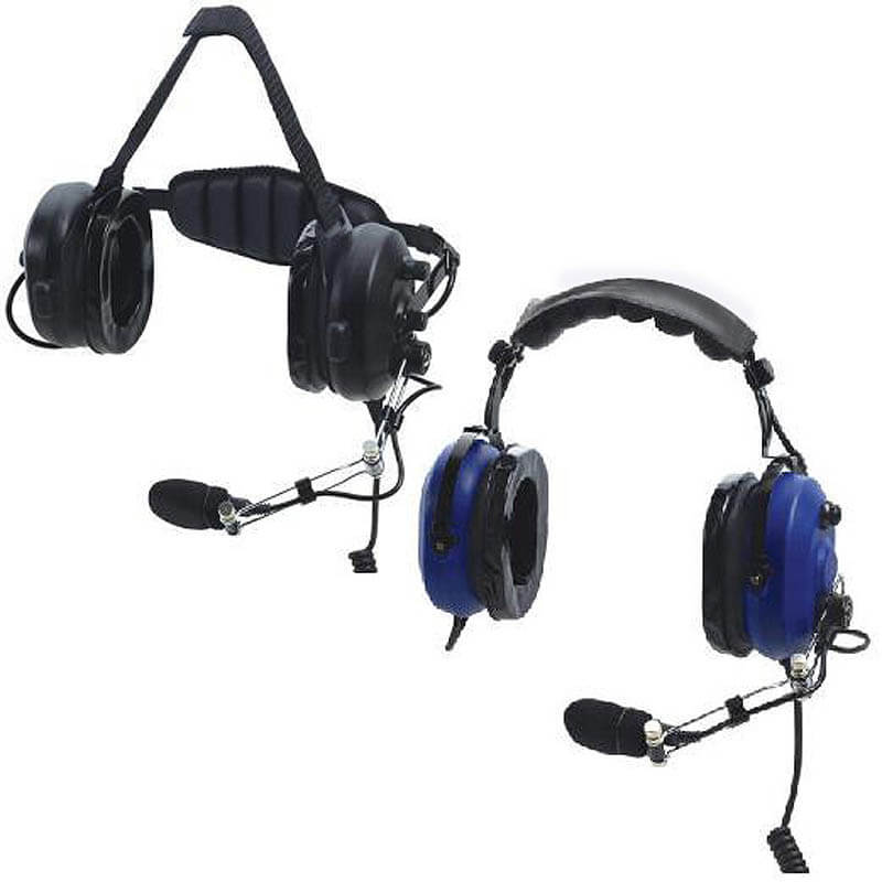 Pit Crew Racing Headset Systems