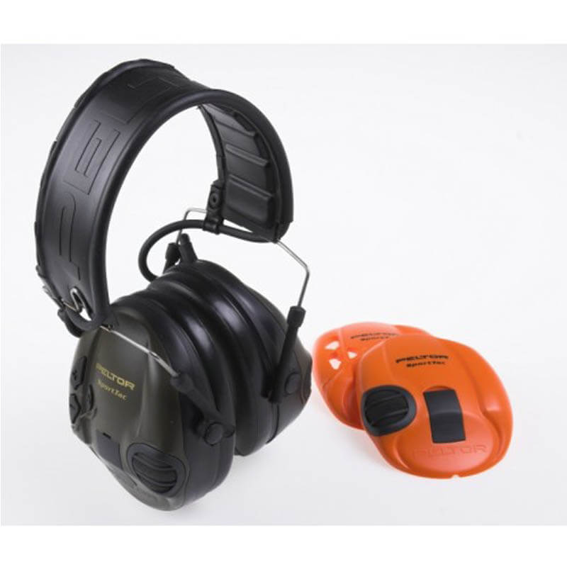 Peltor® – Tactical SportTac™ Ear Muff 2