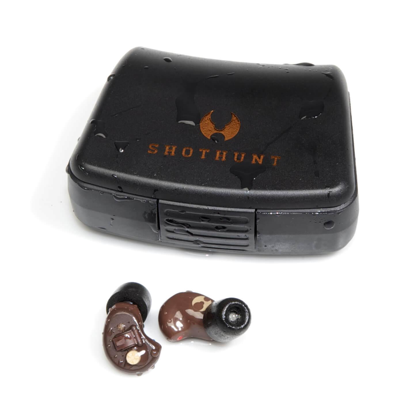 SHOTHUNT™ Standard Electronic Earplugs 10