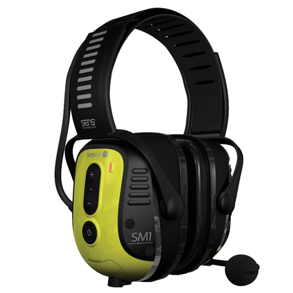 Sensear™ SM1 (Two-way Radio Headsets)