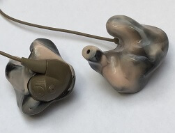 Silynx Custom Fit Ear Molds 1