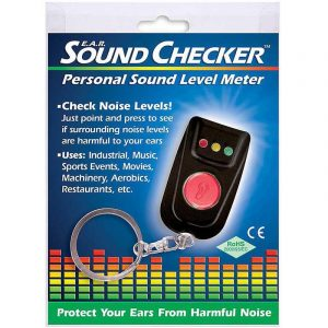 Personal SoundChecker