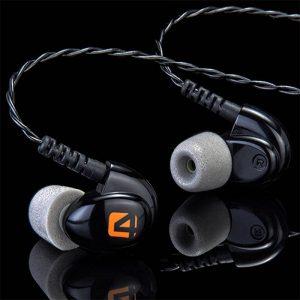 Universal Series/True Fit Quad Driver Music Monitors
