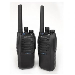 Seal™ Bluetooth® UHF Two-Way Radio