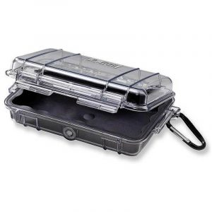 Locking Pelican Hard-Shell Storage Case