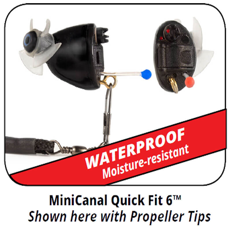 Quick-Fit 6 Mini Canal™ 4
