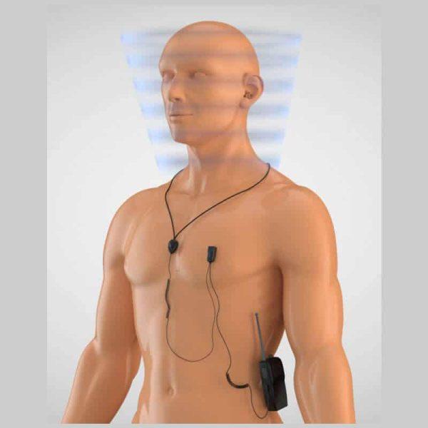 SHOTHUNT™ Wireless Electronic Earplugs