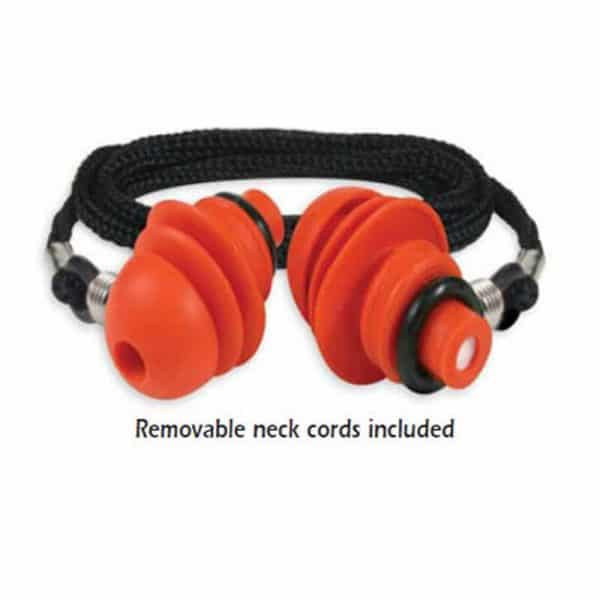 HearDefenders-DF® Filtered Earplugs