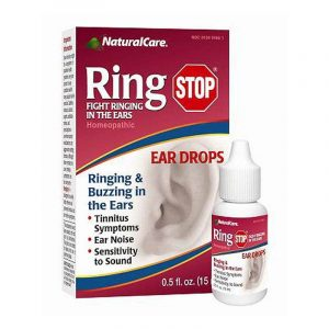 RingSTOP® Ear Drops