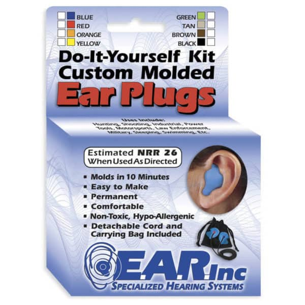 DIY Custom Earplug Kit