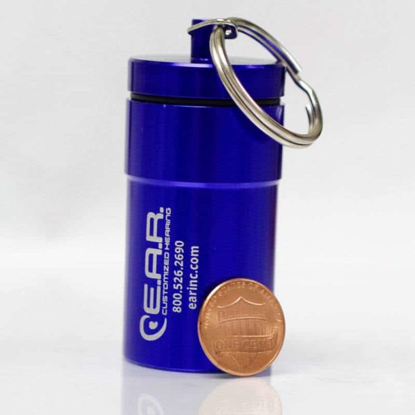 Limited Edition Metal Earplug Case