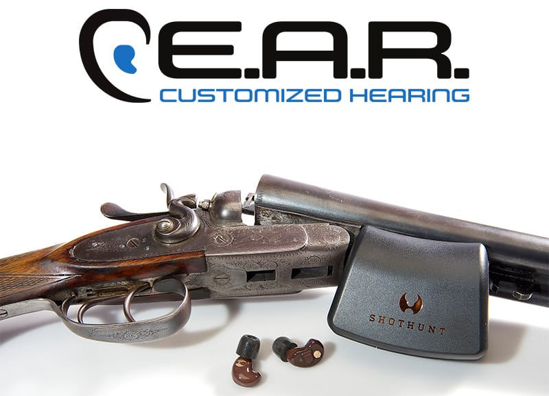 Shothunt Hunting Hearing Protection from EAR Customized Hearing