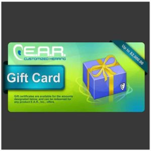 Gift Certificate - $600.00
