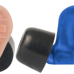 Blue Soft Shot Flex Pro 360 Earplugs